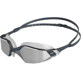 speedo Aquapulse Pro Mirror Occhialini da nuoto, grigio